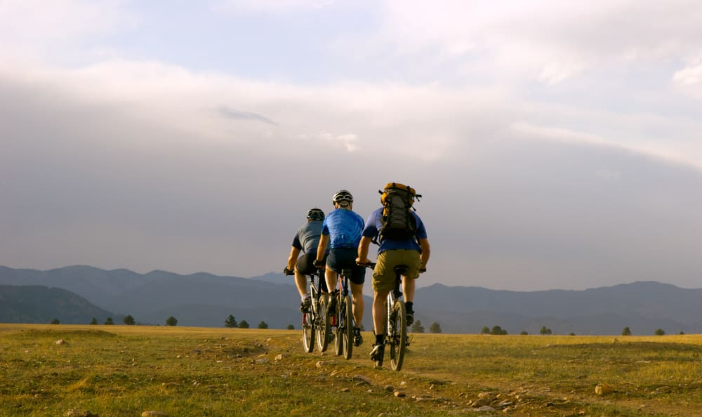 Enjoy the outdoors in Colorado Springs at Springs at Allison Valley