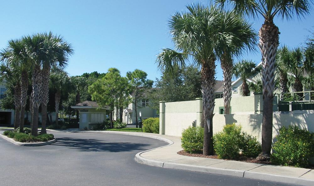 exterior view at Springs at Palma Sola in Bradenton, FL
