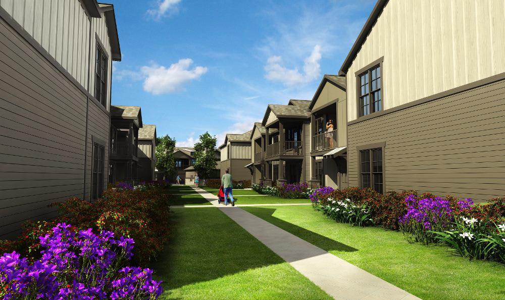 Gorgeous Apartment Homes At University Drive Photo