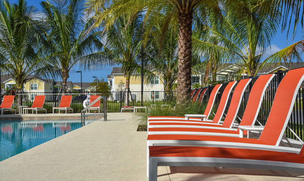 Enjoy our pool at Springs at Six Mile Cypress in Fort Myers