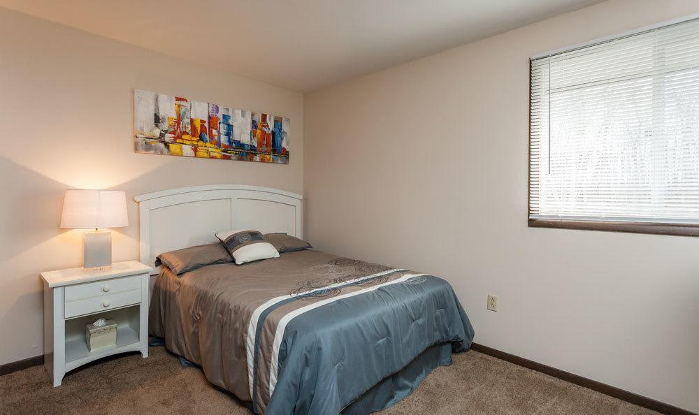 Our apartments in Tonawanda, NY showcase a luxury bedroom