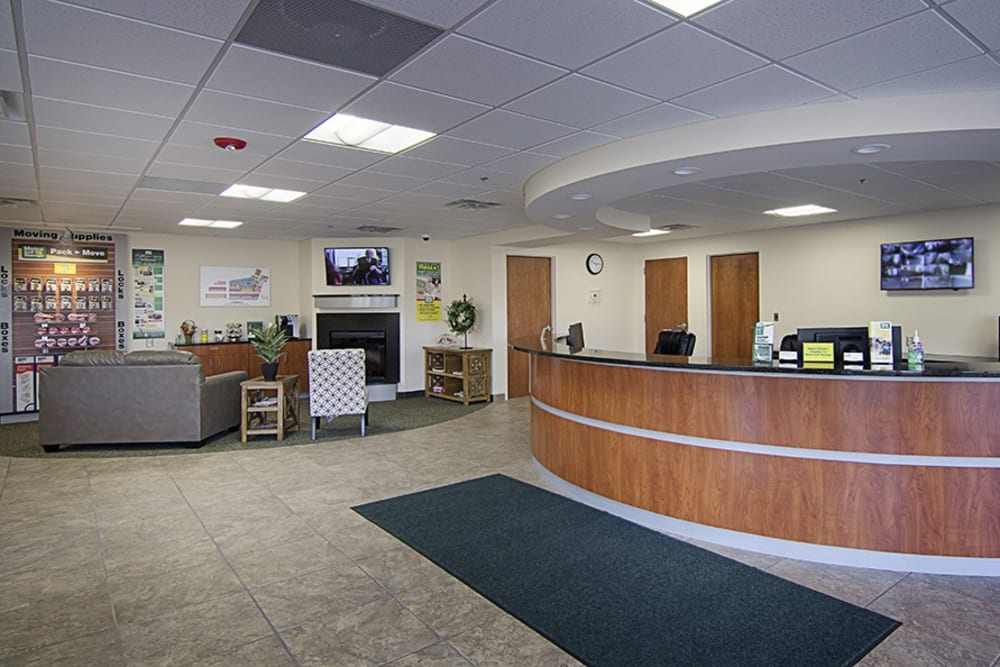 Metro Self Storage Gallery Office