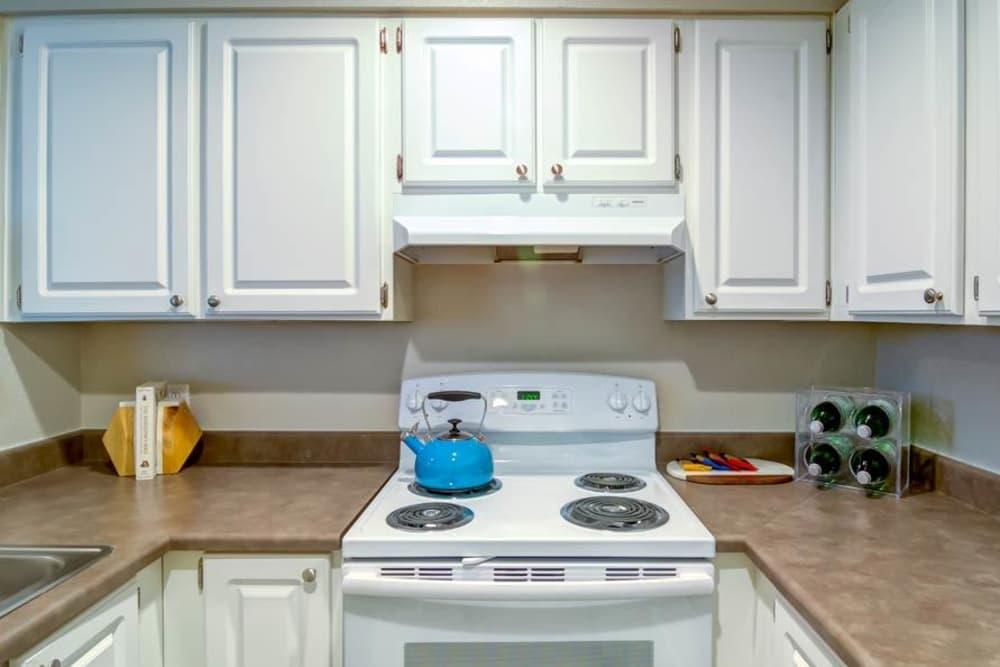 Kitchen at Sofi at Somerset in Bellevue, WA