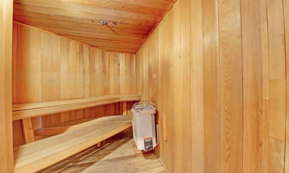 Sauna at Tresa at Arrowhead Apartments in Glendale, Arizona