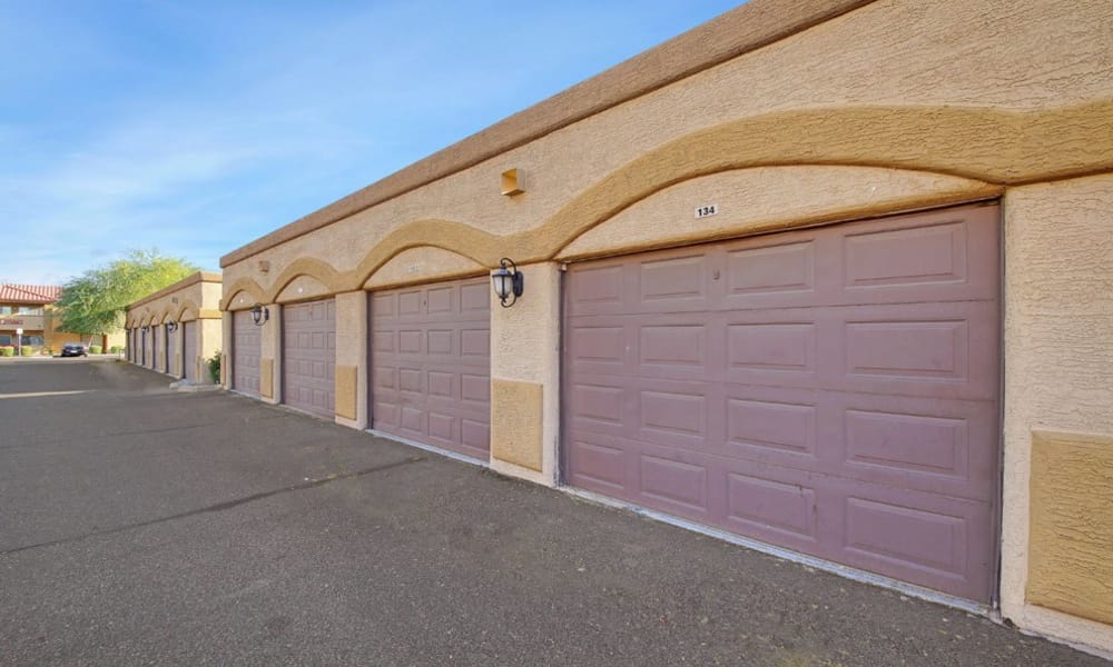 Private Parking At Tresa at Arrowhead Apartments In Glendale AZ