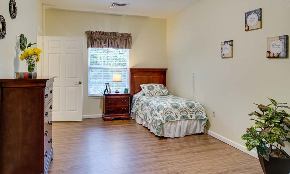 Shared living spaces available at Lakewood Senior Living in Springfield, Missouri