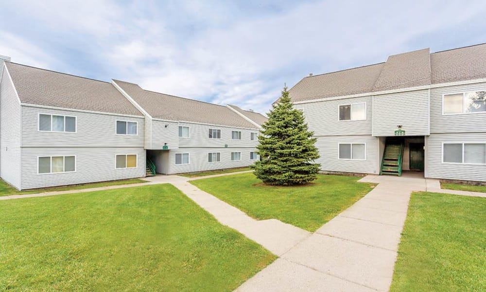 Beautiful apartments for rent at The Meadows Apartments in Syracuse