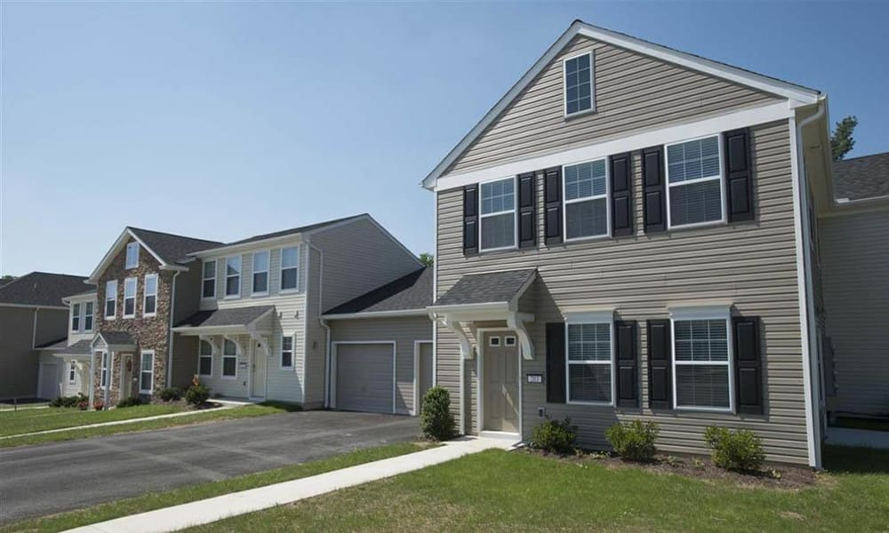Townhomes at The Encore at Laurel Ridge in Harrisburg