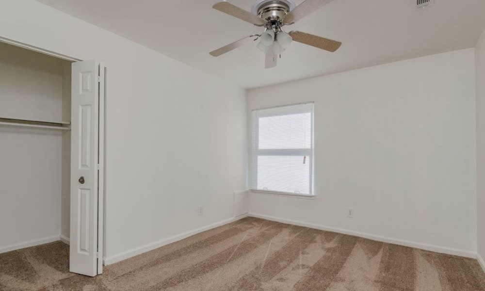 Bedroom at Eagle Meadows Apartments in Dover