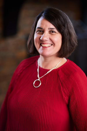Adriene, executive director Farmington Square Beaverton in Beaverton, Oregon