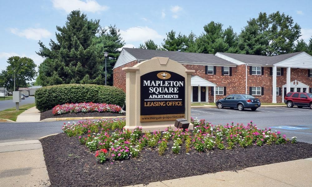 Welcome to Mapleton Square Apartment Homes in Dover, DE