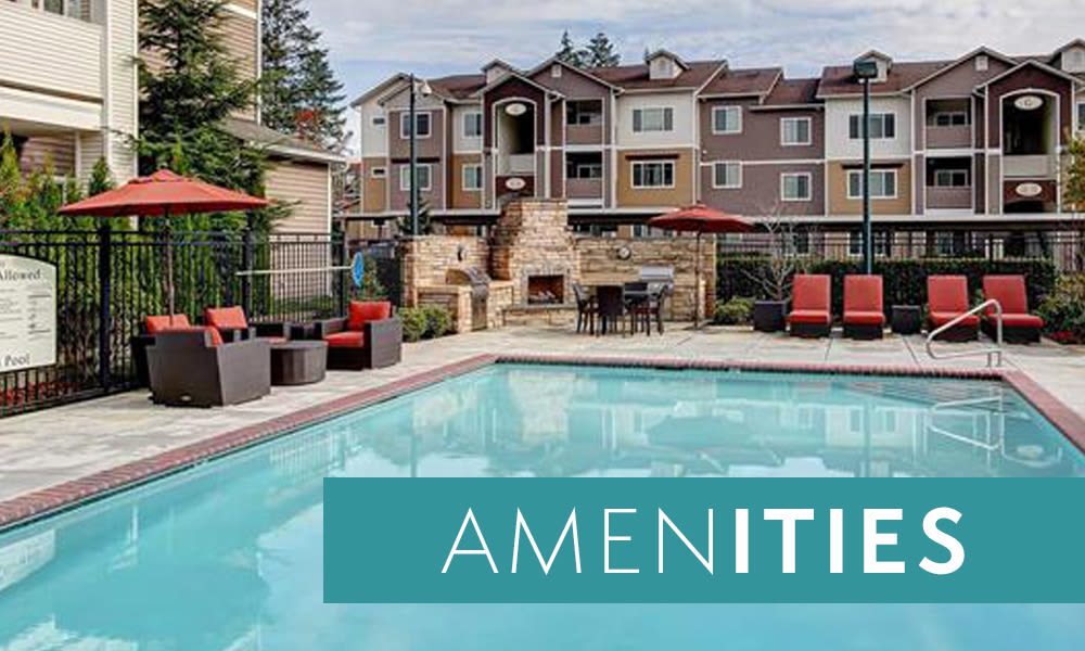 View amenities at Woodland Apartments in Olympia, WA
