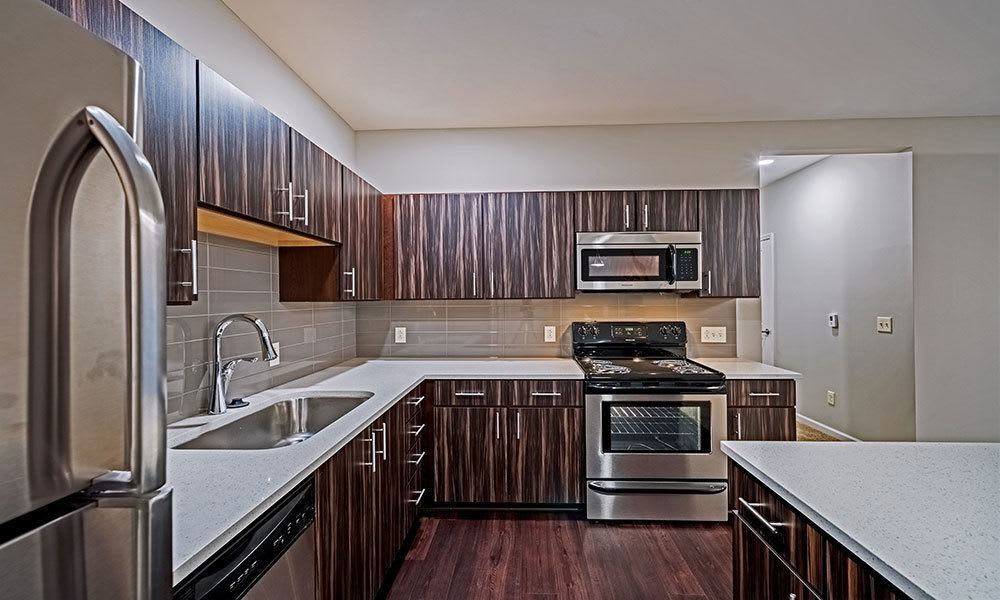 Reserve at Southpointe features modern kitchens in Canonsburg