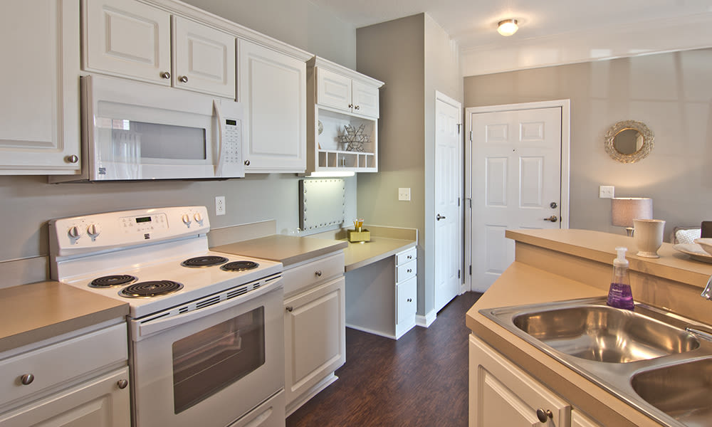 Gorgeous Kitchen at Chelsea Place in Toledo, OH