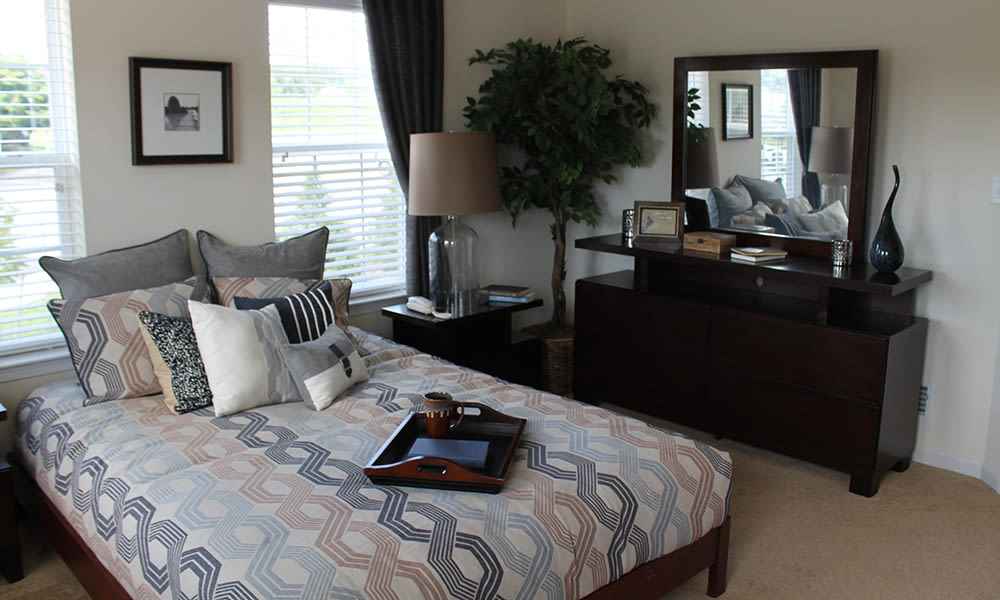 Bedroom at The Encore at Laurel Ridge in Harrisburg