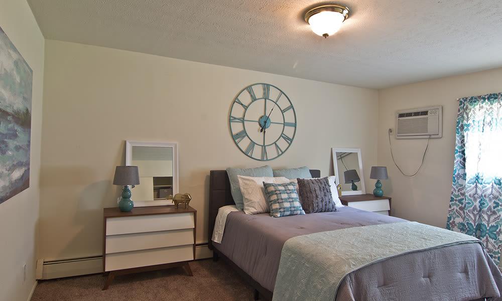 Bedroom at Lakeshore Drive