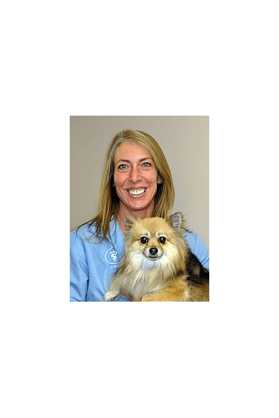 Dr. Lisa Takes at Starch Pet Hospital in Des Moines, Iowa