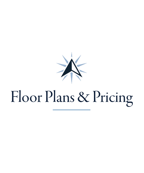 Floor plans and pricing at Genoa Retirement Village in Genoa, Ohio
