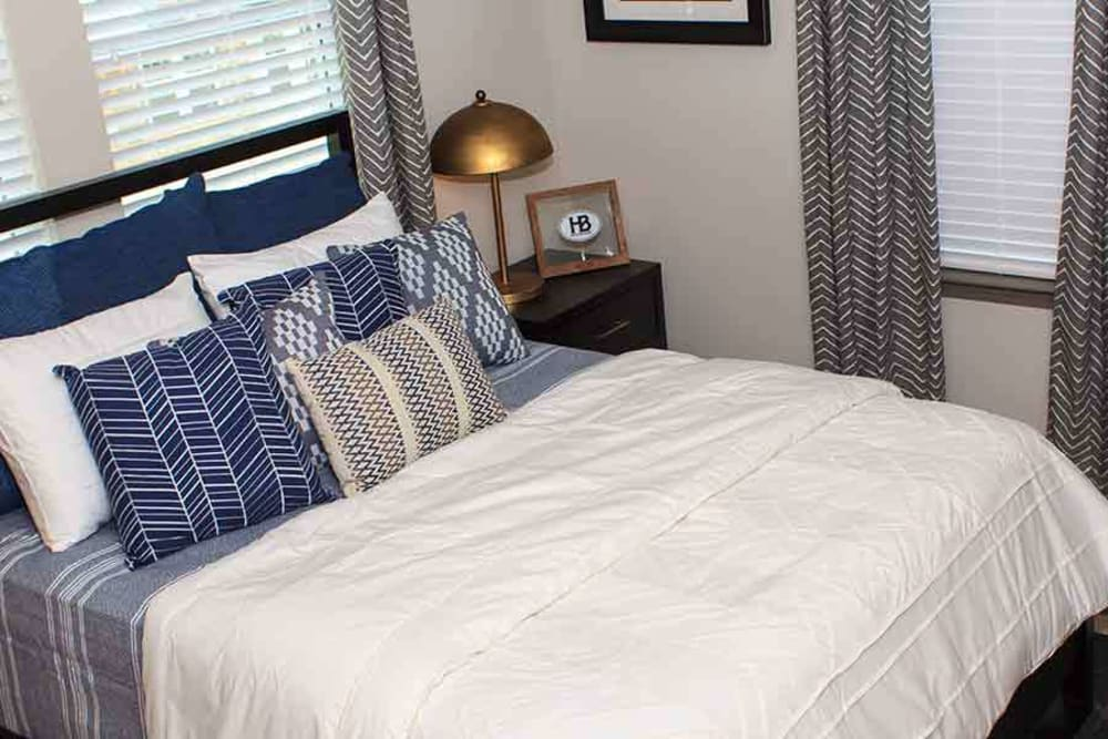 Guest Bedroom At Brookson Resident Flats