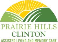 Prairie Hills Clinton logo