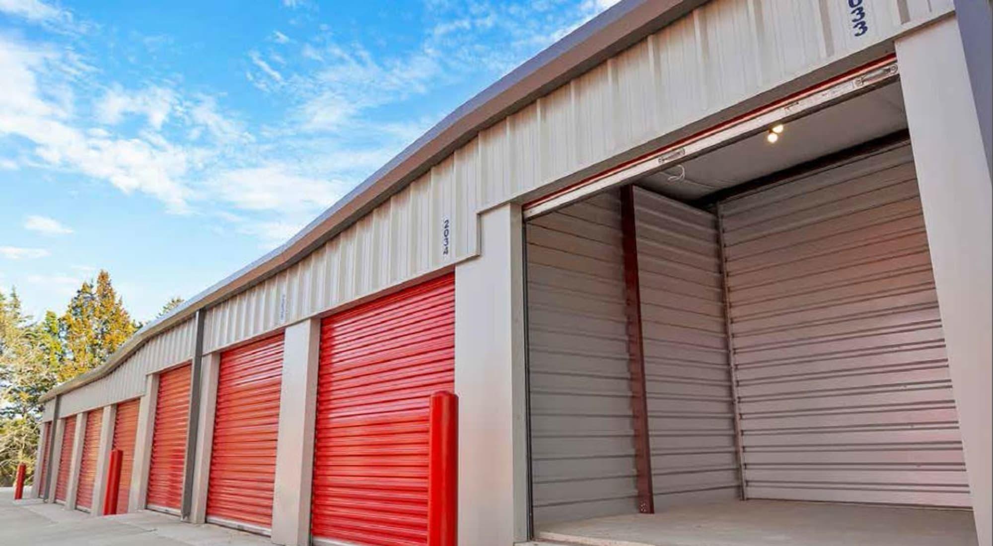 Global Self Storage in Edmond, Oklahoma