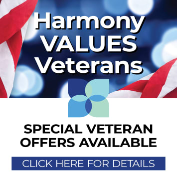 Special Veteran Offers Harmony Senior Services