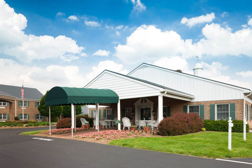 Senior Commons at Powder Mill, a community of Heritage Senior Living in Blue Bell, Pennsylvania