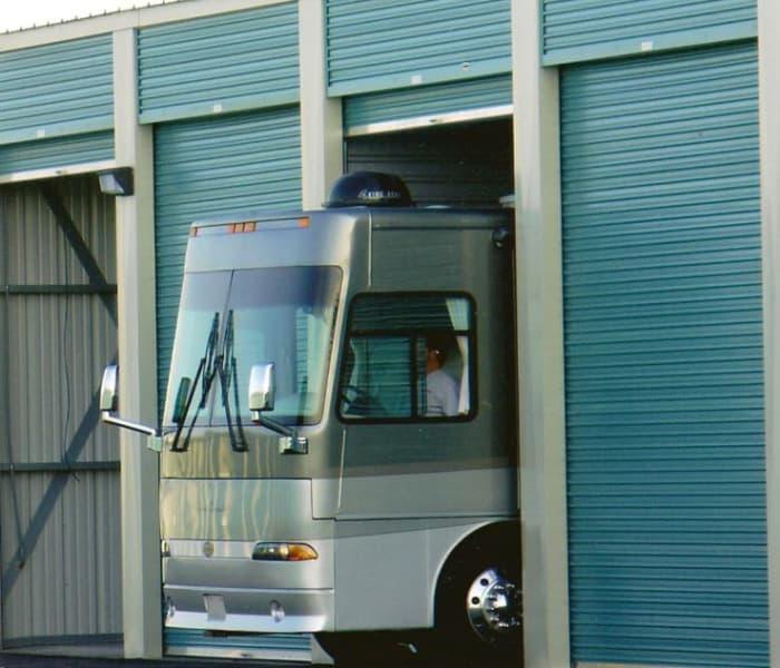 RV Storage at Terminous RV & Boat Storage in Lodi, California