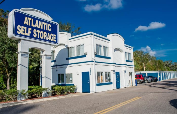 Learn more about our Atlantic Self Storage location at 3990 Dixie Hwy in St.Augustine, FL