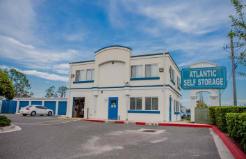 Learn more about our Atlantic Self Storage location at 464017 E Florida 200 in Yulee, FL