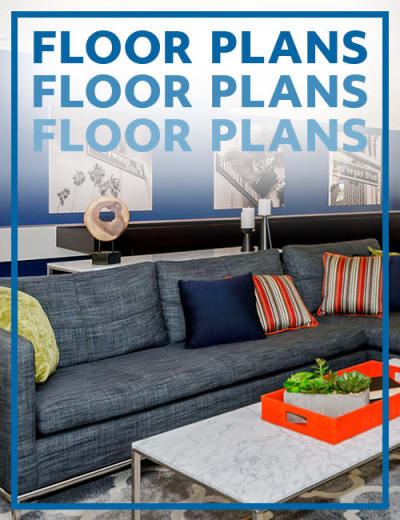 Link to floor plans at The Boulevard in Phoenix, Arizona