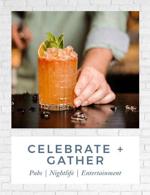 Celebrate and gather near EVIVA Midtown in Sacramento, California