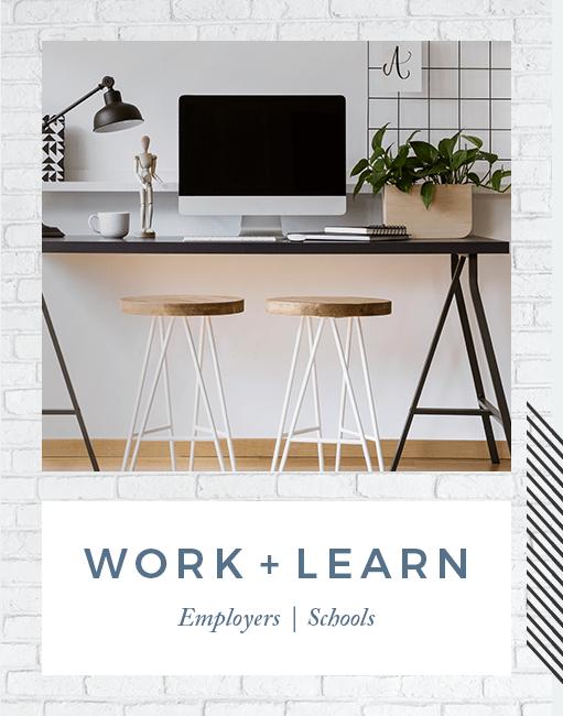 Work and learn near EVIVA Midtown in Sacramento, California