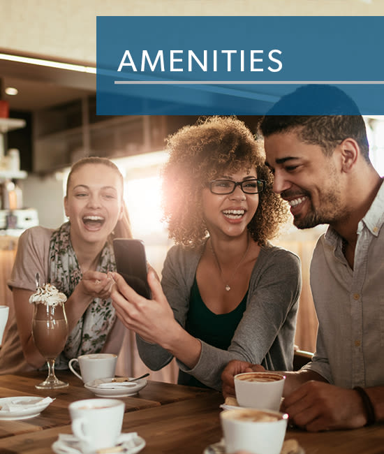 View our amenities at Worthington Apartments & Townhomes in Charlotte, North Carolina