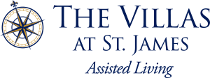 The Villas at St. James logo