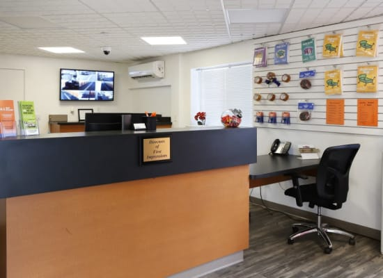 Moving supplies available at A-1 Self Storage in Fountain Valley, California