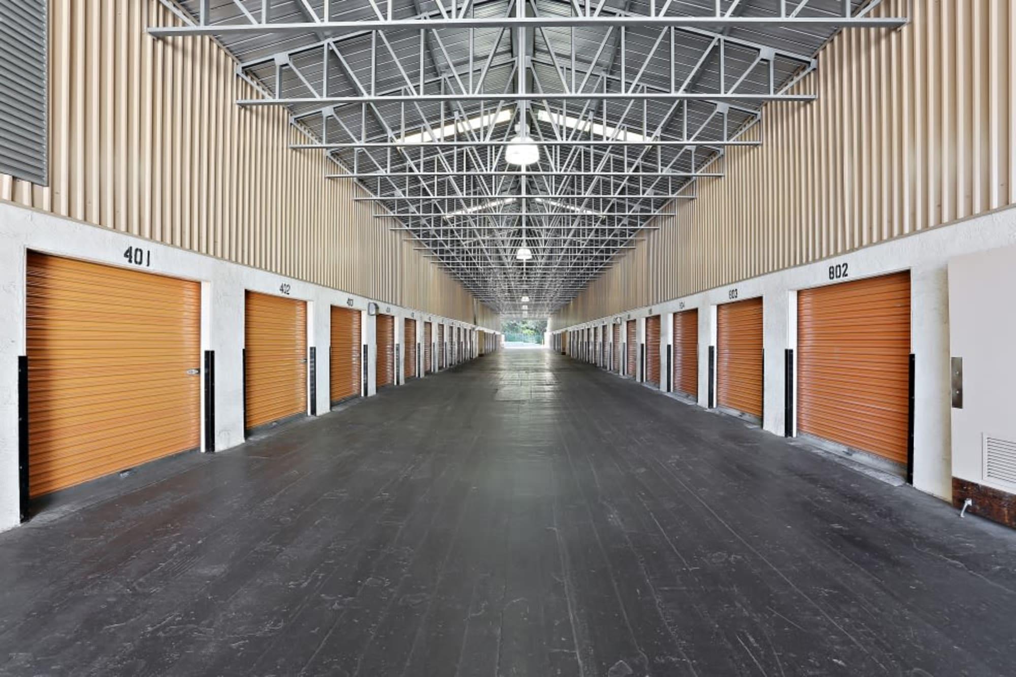 Large Storage Units in A-1 Self Storage in San Diego, CA