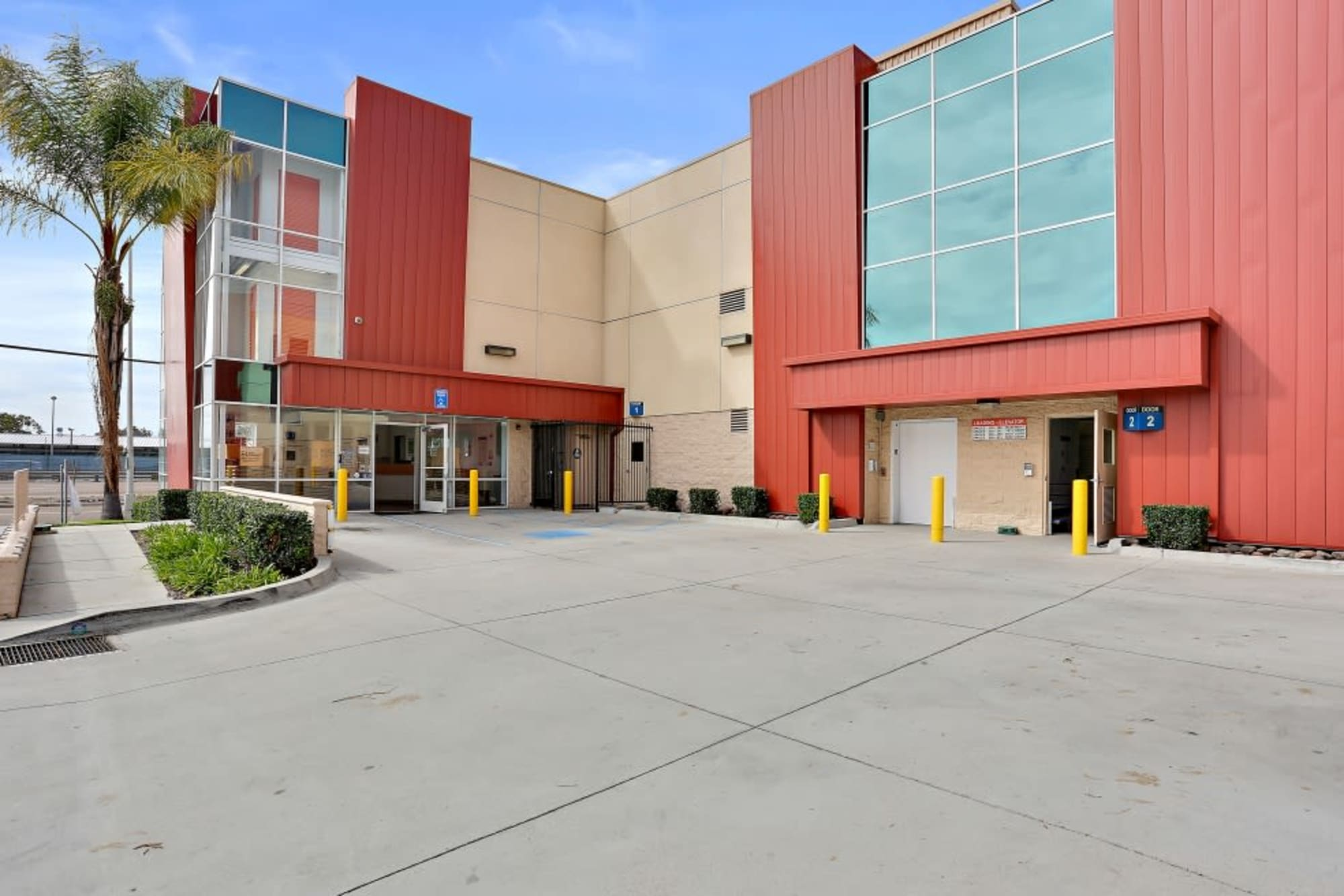 Facility from A-1 Self Storage