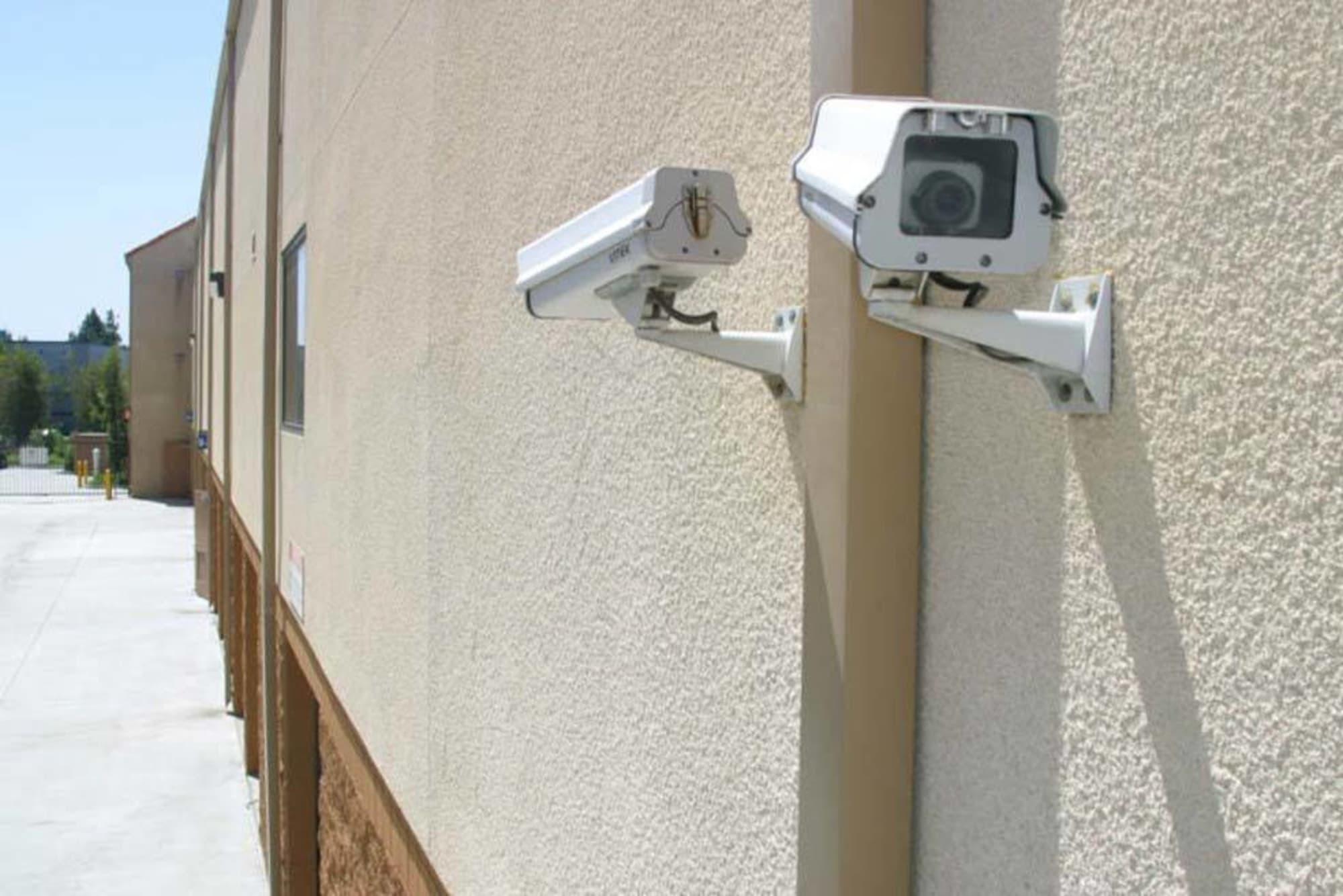 Security Cameras at A-1 Self Storage in San Diego, CA