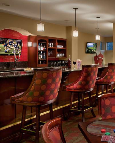Sport bar at McDowell Village in Scottsdale, Arizona