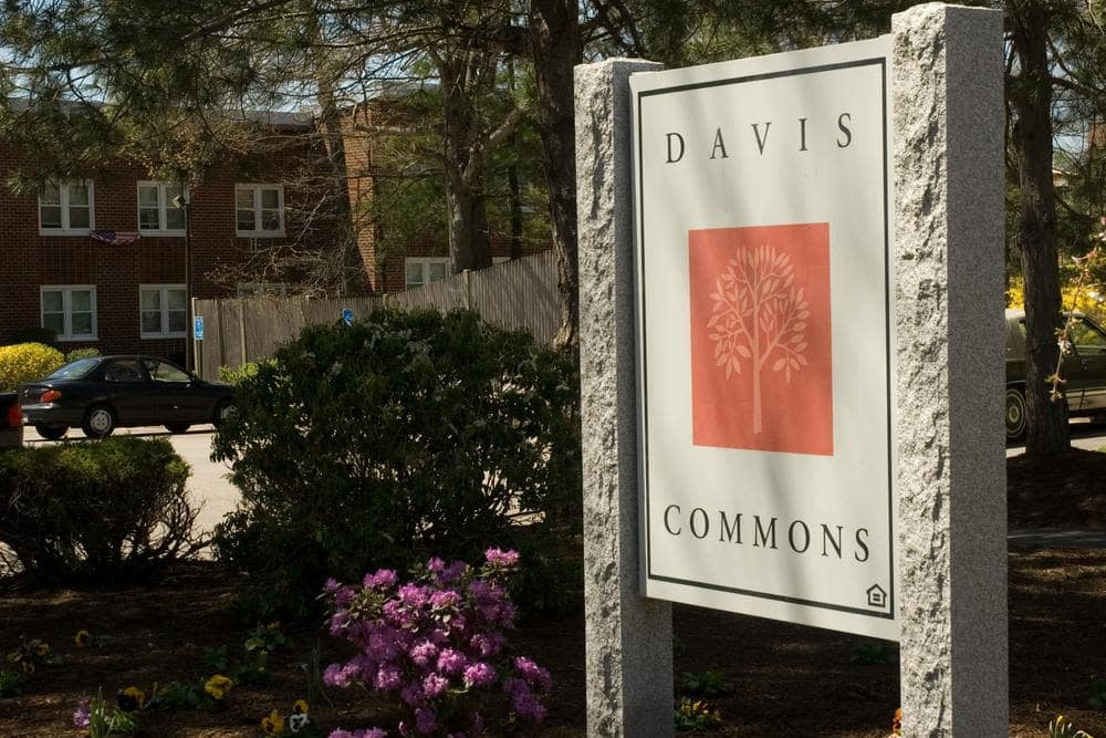Welcome to Davis Commons in Brockton, Massachusetts