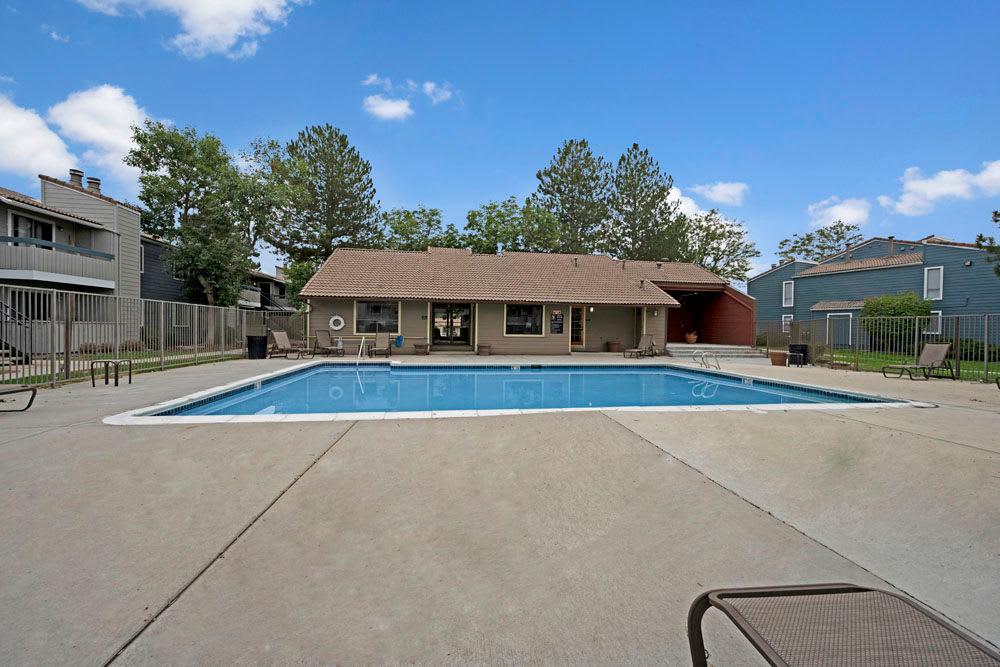 Pool at Santana Ridge in Denver, Colorado