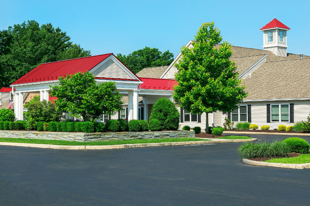 Traditions of Lansdale, a community of Heritage Senior Living in Blue Bell, Pennsylvania