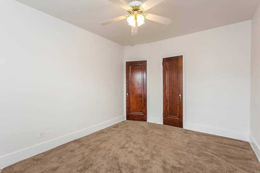 Open floor plan in apartment at Barrington Apartments
