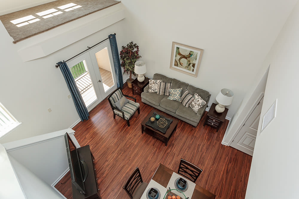 Great floor plans at Gateway Landing on the Canal home in Rochester, NY