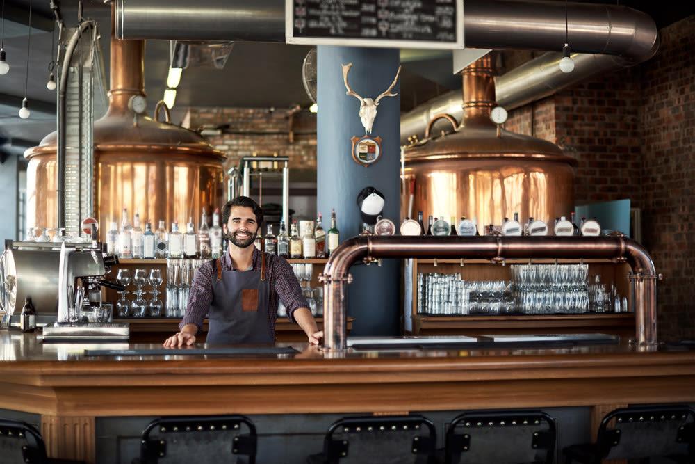 Local brewery in Austin, TX near Alta Tech Ridge