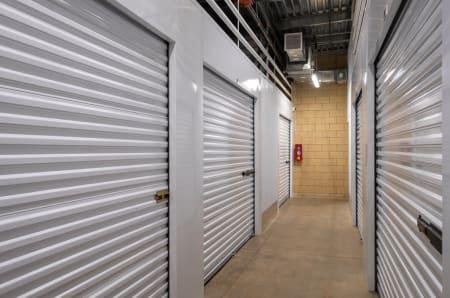 Interior Units at StorQuest Express - Self Service Storage in Sacramento, California