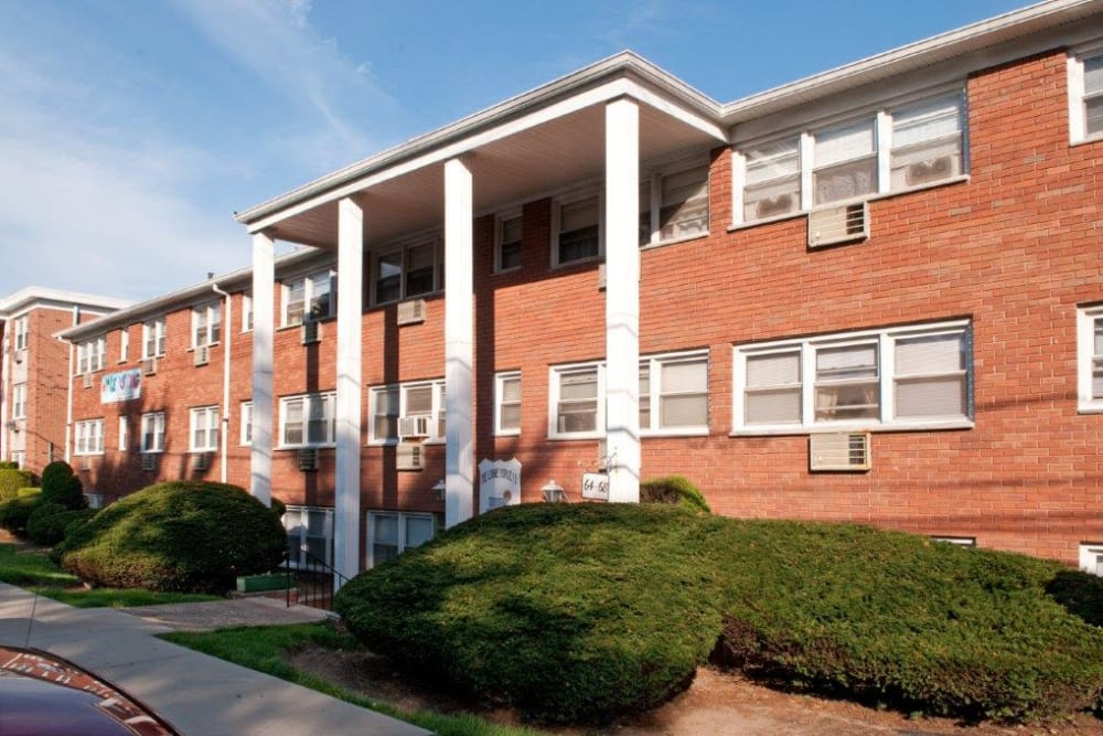 Exterior at Lynn York Apartments in Irvington, New Jersey