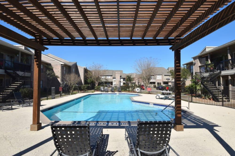 Pool at Green Meadows Apartments