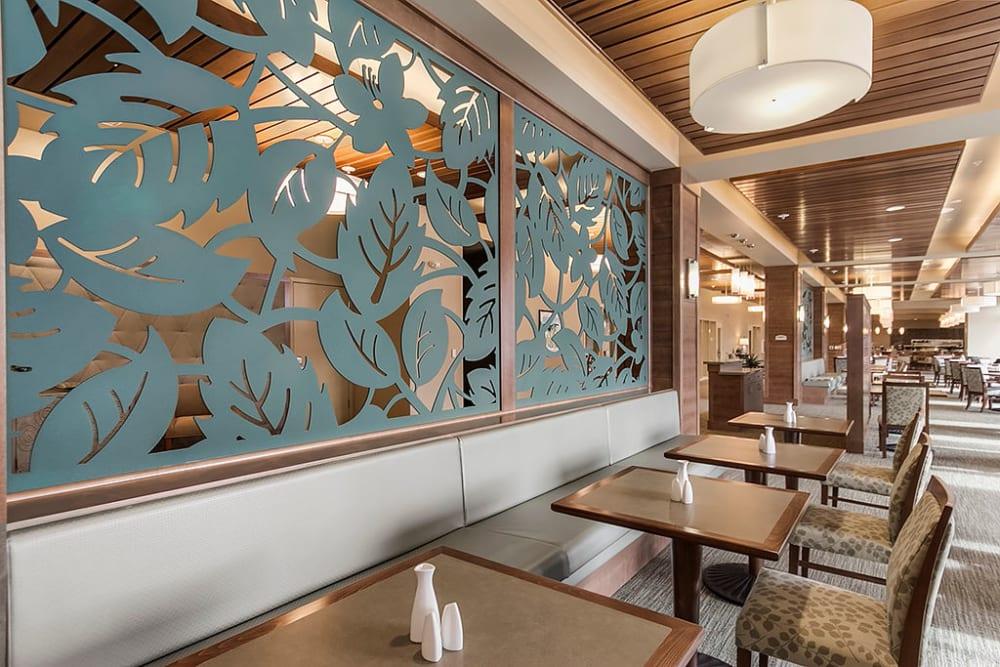 Dining Hall at Merrill Gardens at Burien